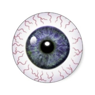 Big Eye Sticker