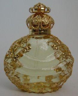 Czech Blue Perfume Oil Holy Water Bottle Wholesale