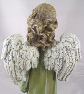 Weeping Angel Garden Memorial Statue Sympathy Tribute