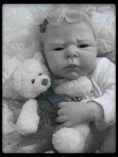 Noelle by Adrie Stoete Schuiteman Baby Reborn by Mels Lil Angels