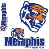 23 Memphis Tigers College Wall Stickers Accents Decals