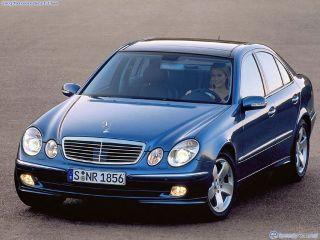 Mercedes Benz E Class W211 02 06 Driver Air Bag SRS Black Pre Lift