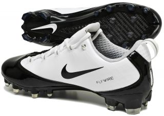 New NIKE Zoom Vapor Carbon Fiber Fly TD Mens Football Cleats, White