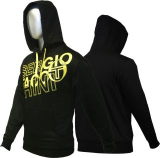 New Mens Sergio Tacchini Fleece sweat Shirt Hoody Top