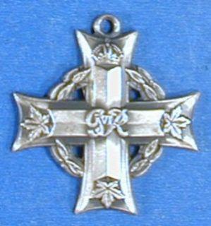 Canadian Memorial Cross WW2 Royal Canadian Air Force