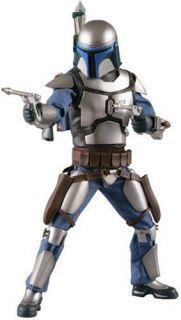 Medicom Toy RAH Star Wars Jango Fett Figure