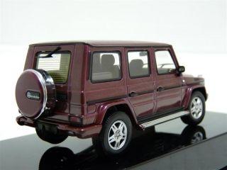 Autoart 56113 1 43 2001 Mercedes Benz G500 G Class Diecast Model Car