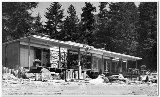 1967 BOOK MID CENTURY MODERN HOME DESIGN & PLANNING IDEAS Shulman May