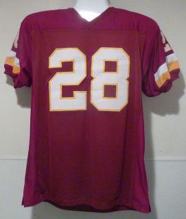 Darrell Green Autographed Signed Washington Redskins Size XL Jersey w