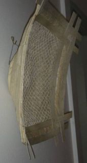 Mary Merkel Hess Handmade Art Basket