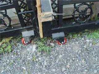 Cast Iron Victorian Style 14 Feet Driveway Gates CIA047860