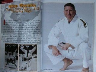 2007 Masters Chuck Merriman Del Saito Black Belt Karate Kung Fu