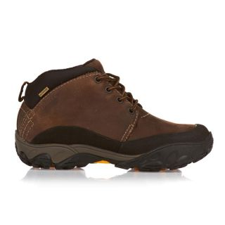 Merrell Mens Coda Leather Waterproof Insulated Walking Boots Brown UK