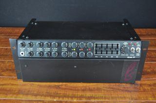 Mesa Boogie Mark IV Electric Guitar Amplifier Head w Rack Mount Kit