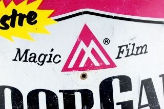 MoorGard Benjamin Moore and Co 35 Paint Can Metal Sign Thumbnail Image