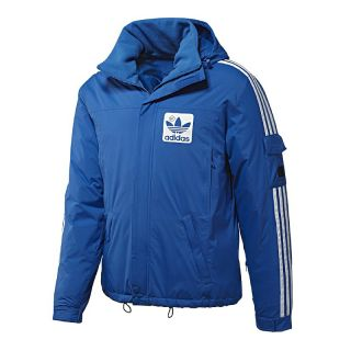 Adidas Originals Mens St Ski Jacket Coat Size XS s M L XL XXL Blue