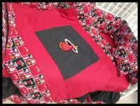 New Crib Bedding Set M Miami Heat Basketball NBA Fabric