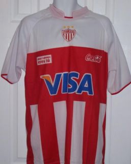 Nexaca Club Futbol Mexico Soccer Jersey L NWT FREE SHIPPING