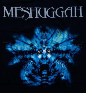 Meshuggah Nothing T Shirt Official Fast SHIP