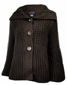 Sutton Studio Womens Large Chunky A Line Sweater 100% Wool Misses L