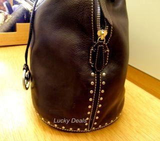 Michael Kors Huge Astor Weekender Satchel Handbag Purpl