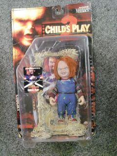 Maniacs Series 2 Childs Play Chucky, Halloween Michael Myers Psycho