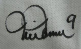 MIA Hamm Autographed Signed Jersey JSA Size L