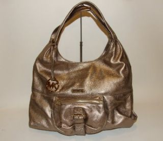 Michael Michael Kors Austin Slouch Hobo Bag Purse Handbag Bronze