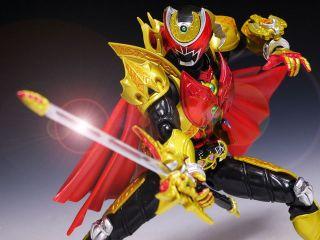 Kamen Masked Rider Kiva Authentic Bandai DX Saga Henshin