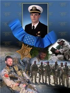 Navy Seal Lt Michael P Murphy Tribute Challenge Coin