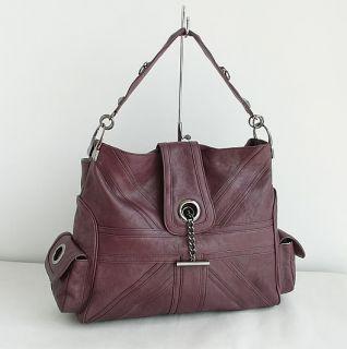 Betsey Johnson Genuine Leather Womens Shoulder Bag Large Choice