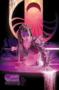 Fathom Kiani Vol 2 4 C Aspen Store Michael Turner Black Friday Variant