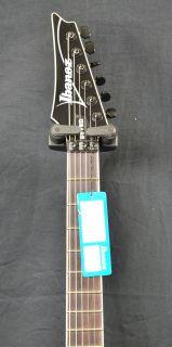 Ibanez Mick Thompson Seven Electric Guitar Black Demo