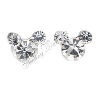 Mickey Mouse Shaped Onyx Clear