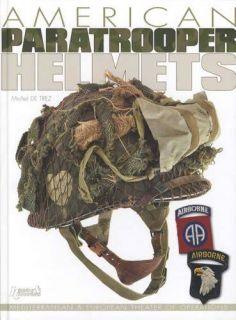 WWII American Paratrooper Helmets Markings Explained