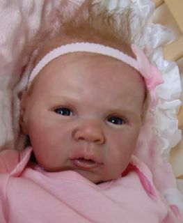 Amazing Reborn Baby Girl Gabriel Michelle Fagan Must See
