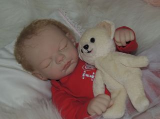 Adorable Reborn Michelle Fagan Ryan Now Noel Beautiful Baby Girl Must