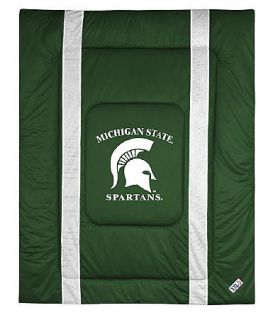 Michigan State Spartans Comforter Twin Full Queen LR SL
