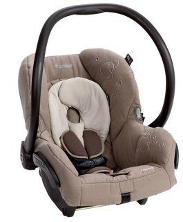 Maxi Cosi Mico Infant Baby Car Seat w Base Walnut Brown New IC099WBN