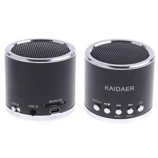 Mini Porable Speaker Audio Amplifier Micro SD for Lapop  MP4