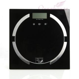 Digital Bathroom Scale Body Fat Hydration Muscle Personal Weight Scale