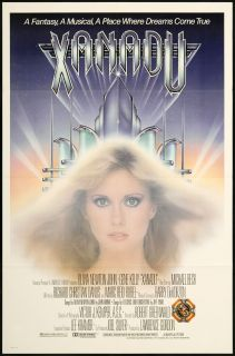 Xanadu 1980 Original U s One Sheet Movie Poster