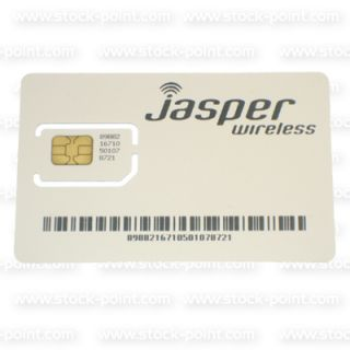 New Jasper Wireless Card Sim Card 136KB ROM 2KB RAM