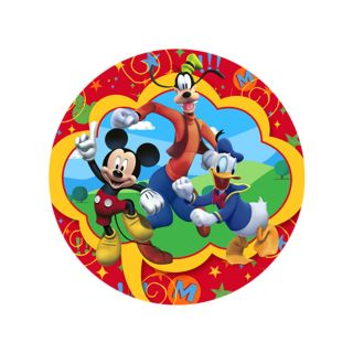Mickey Mouse Clubhouse Party Supplies Lenticular Puzzles 4 Each