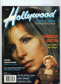 Barbra Streisand Bette Midler Hollywood Magazine from 1992