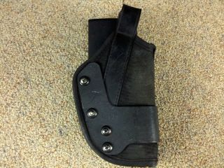 Uncle Mikes Sidekick Belt Holster Size 20 RH for Beretta 92 96 Nylon
