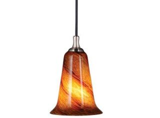 PD30103SN fixture LAVA SWIRL MODERN LIGHT MINI PENDANT LIGHTING milano