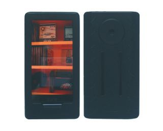 For Microsoft Zune HD 16GB 32GB 64GB Soft Rubber Silicone Skin Cover