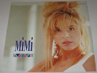 Mimi Finge Que No Mex LP w Insert Flans Billy Joel
