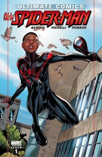 brand new wal mart exclusive ultimate spider man miles morales